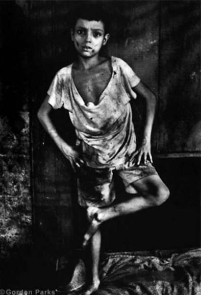 Another Photograph Or In This Case A Photo Essay That Gordon Parks Used To Editorialize Was Of Flavio Da Silvio Figure 2 Affirms One